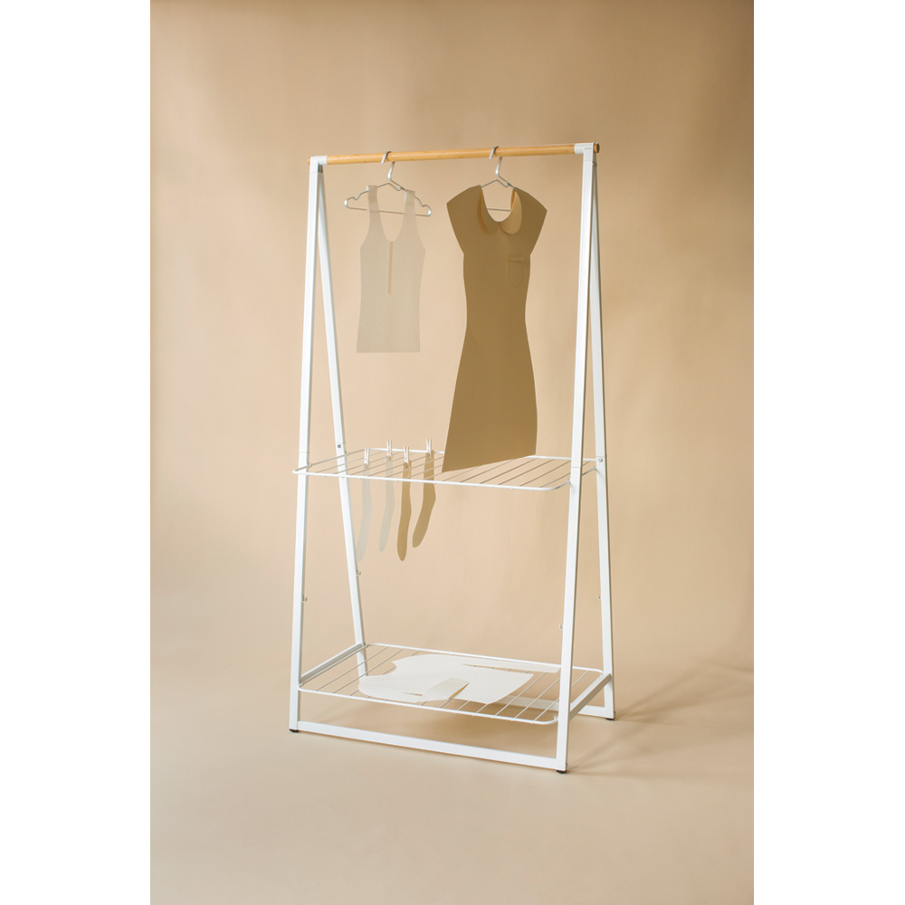 Многофункционална мебел Brabantia Linn White, голяма(6)
