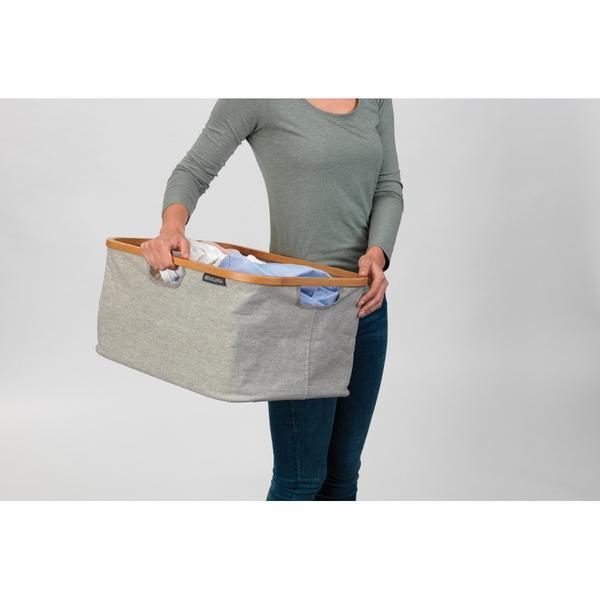 Сгъваем панер за пране Brabantia 40L, Grey(2)