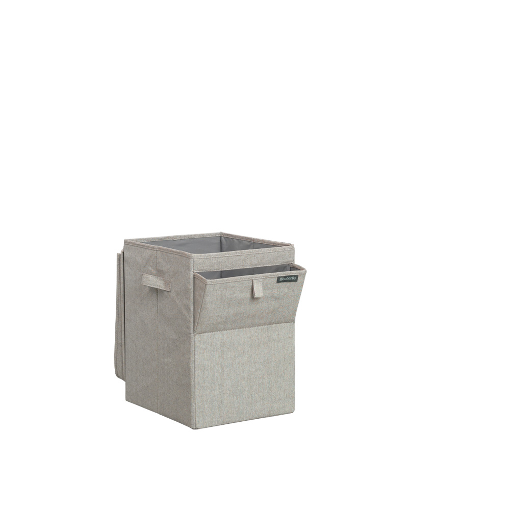 Кутия за пране Brabantia Stackable 35L, Grey(1)