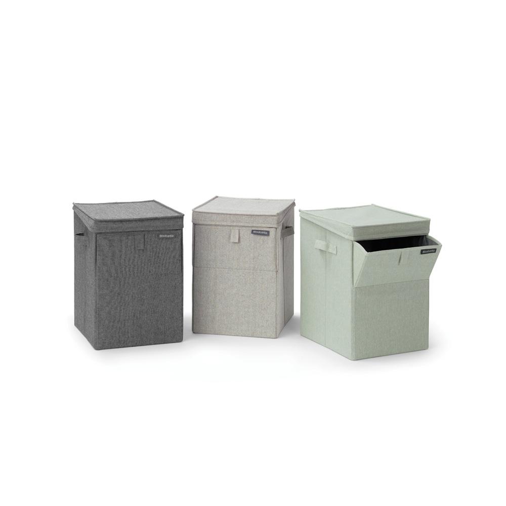 Кутия за пране Brabantia Stackable 35L, Grey(2)