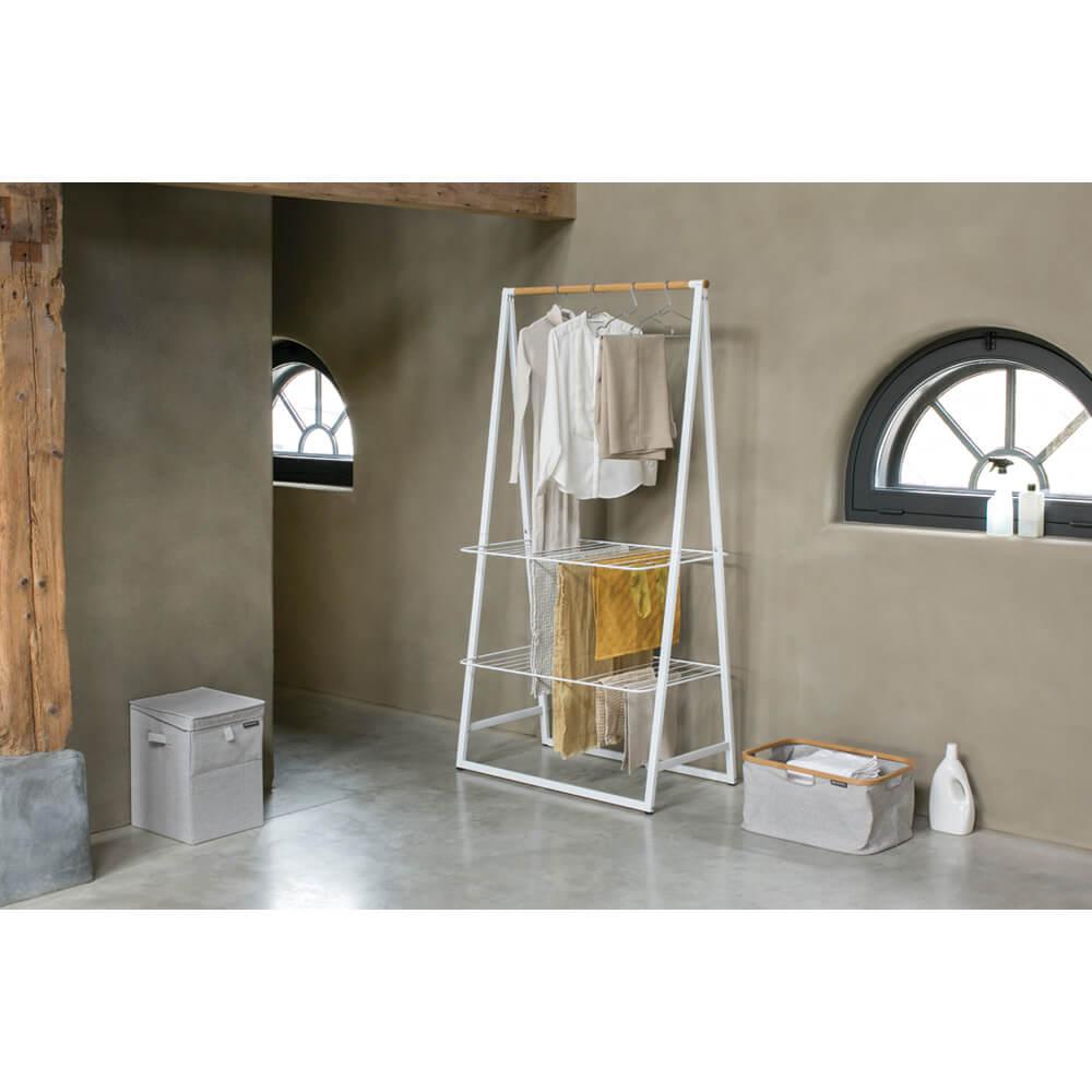 Кутия за пране Brabantia Stackable 35L, Grey(5)