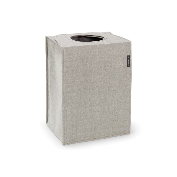 Торба пране Brabantia 55L, Grey, правоъгълна