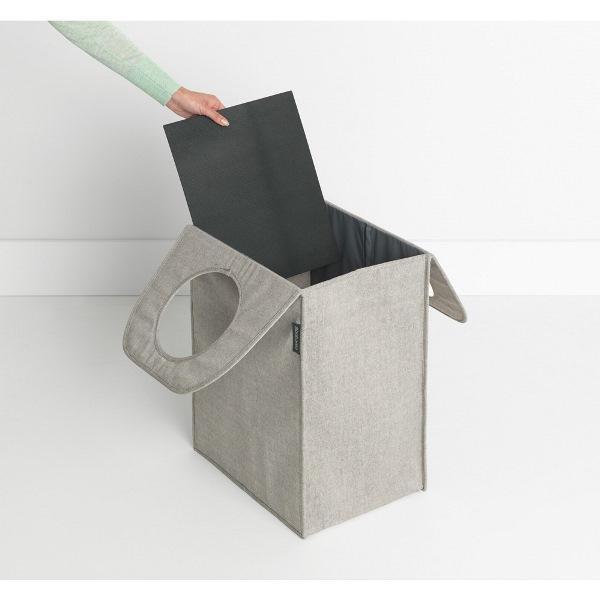 Торба пране Brabantia 55L, Grey, правоъгълна(1)
