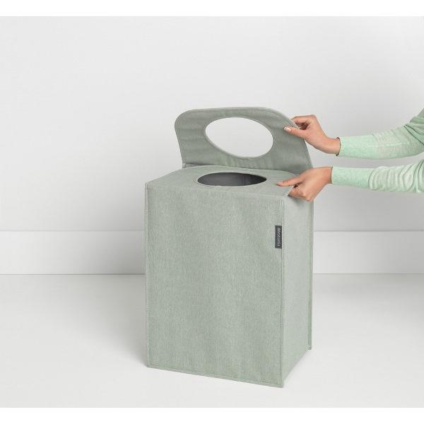 Торба пране Brabantia 55L, Green, правоъгълна(2)