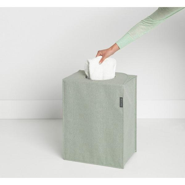 Торба пране Brabantia 55L, Green, правоъгълна(3)