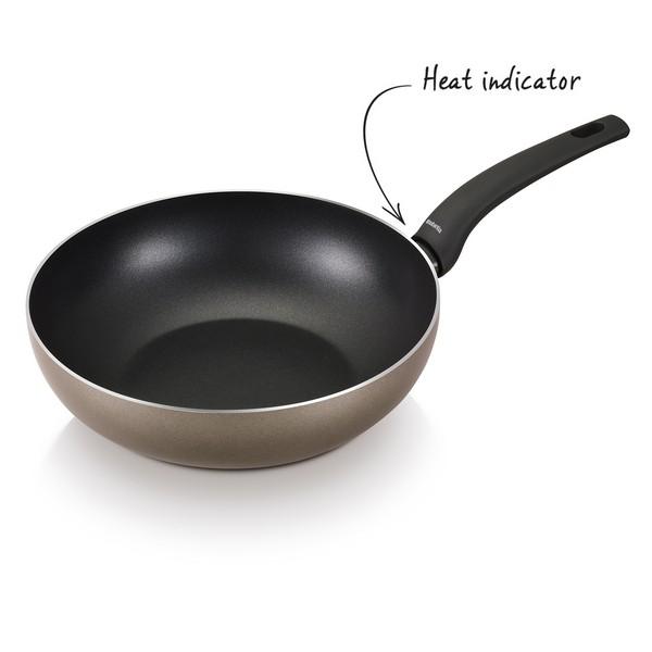 Тиган уок Brabantia Heat Pearl 28 cm(1)
