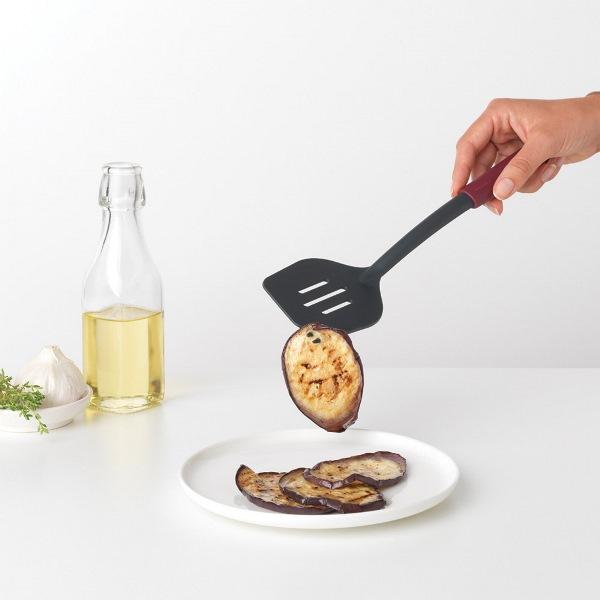 Шпатула за готвене и сервиране Brabantia Tasty+ Aubergine Red(2)