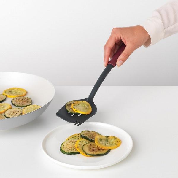 Шпатула за готвене и сервиране Brabantia Tasty+ Aubergine Red(3)