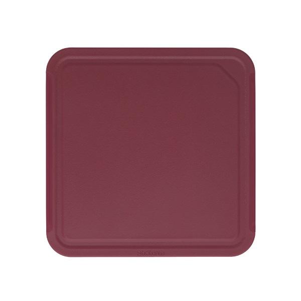 Дъска за рязане Brabantia Tasty+ Aubergine Red, средна