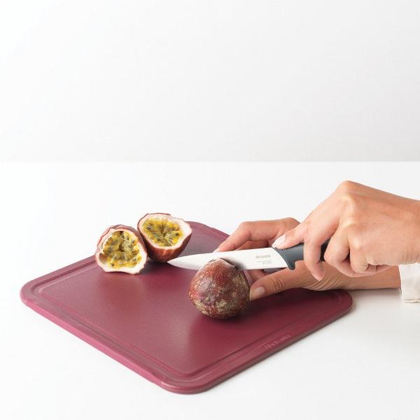 Нож за плодове Brabantia Tasty+ Dark Grey(1)