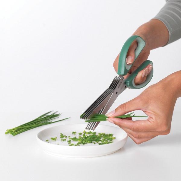 Ножица за подправки Brabantia Tasty+ Fir Green(1)