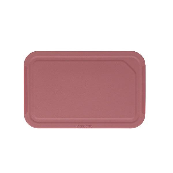 Дъска за рязане Brabantia Tasty+ Grape Red, малка