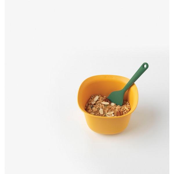 Купа за бъркане Brabantia Tasty+ 1.5L, Honey Yellow(1)