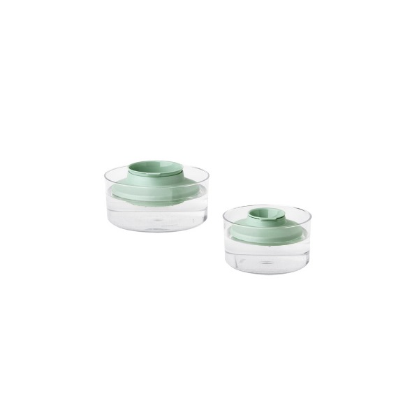Комплект за съхранение на свежи билки Brabantia Tasty+ Jade Green