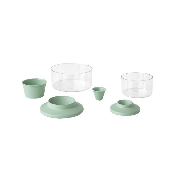 Комплект за съхранение на свежи билки Brabantia Tasty+ Jade Green(1)