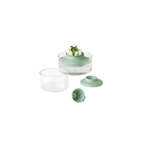 Комплект за съхранение на свежи билки Brabantia Tasty+ Jade Green(3)