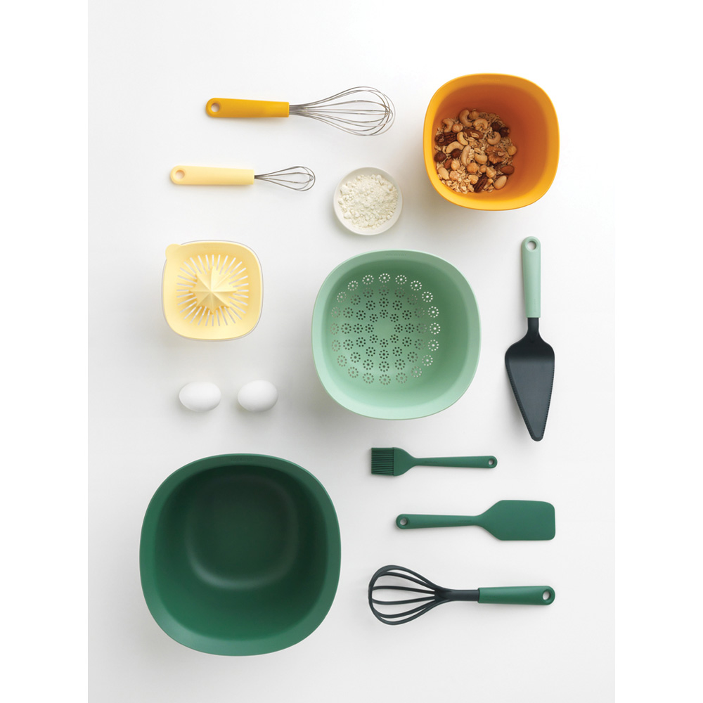 Комплект за съхранение на свежи билки Brabantia Tasty+ Jade Green(5)