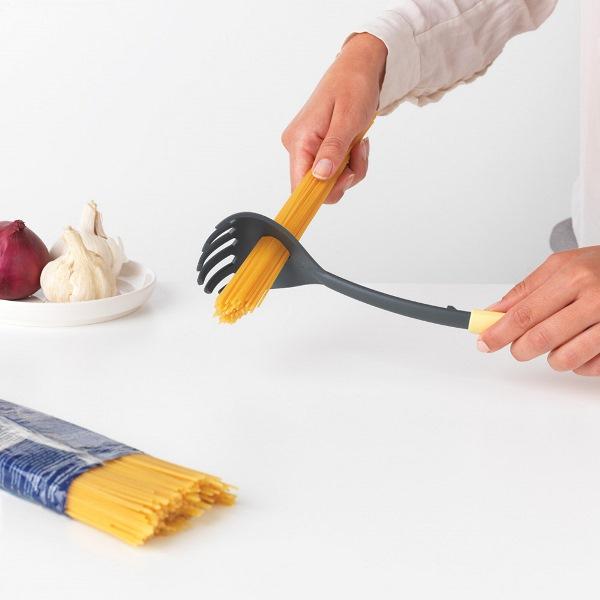 Лъжица за спагети Brabantia Tasty+ Vanilla Yellow(2)