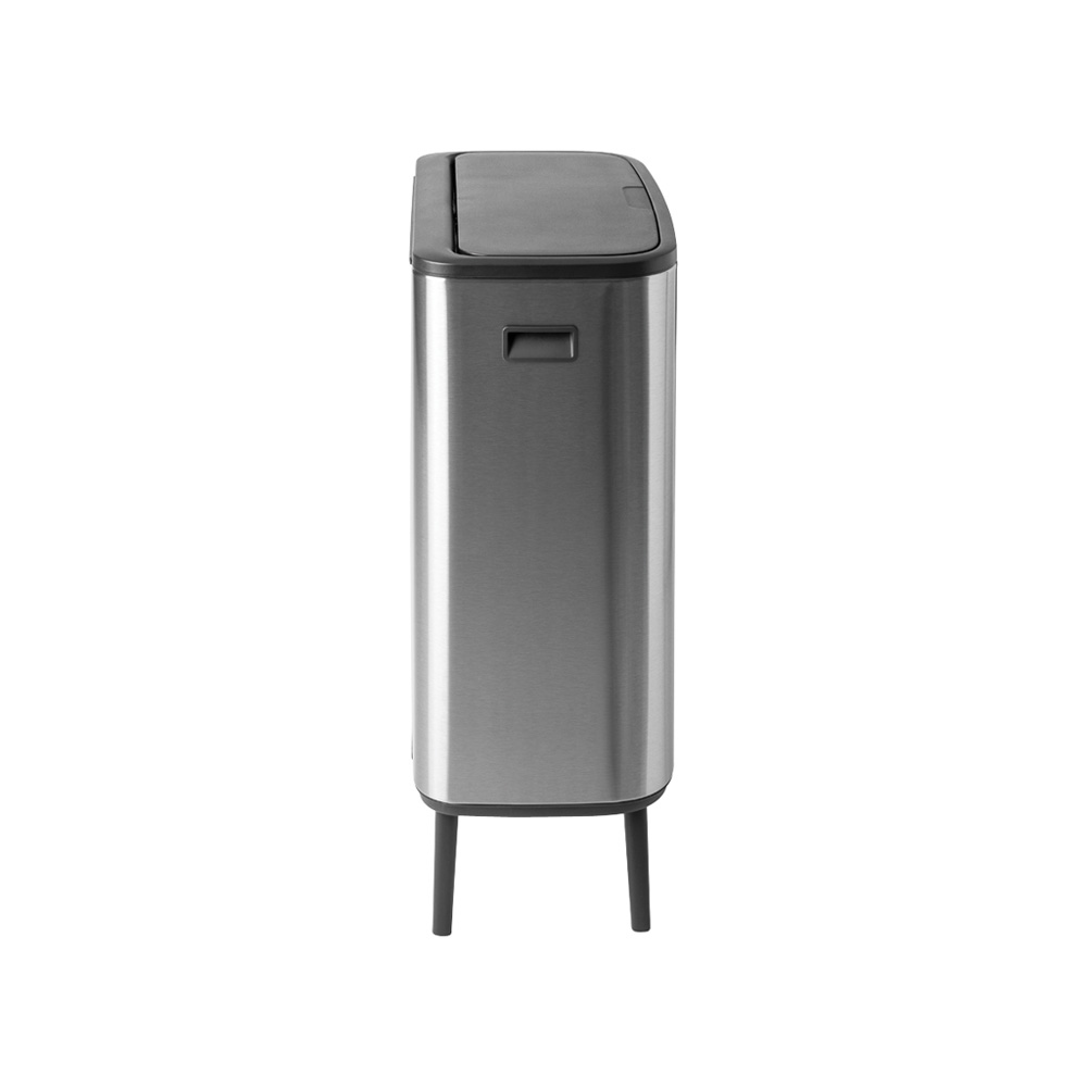 Кош за смет Brabantia Bo Touch Hi 60L, Matt Steel Fingerprint Proof(3)