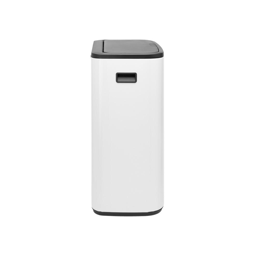 Кош за смет Brabantia Bo Touch 2x30L, White(3)