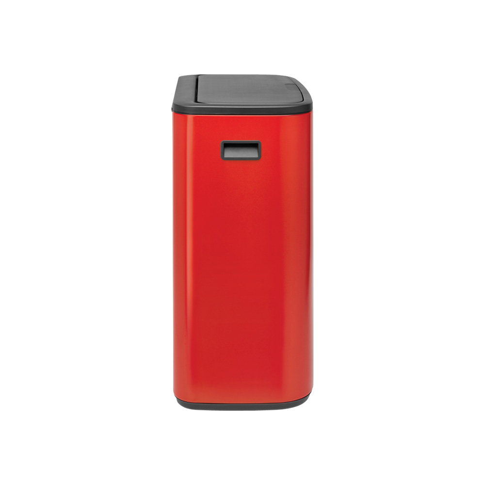 Кош за смет Brabantia Bo Touch 60L, Passion Red(3)