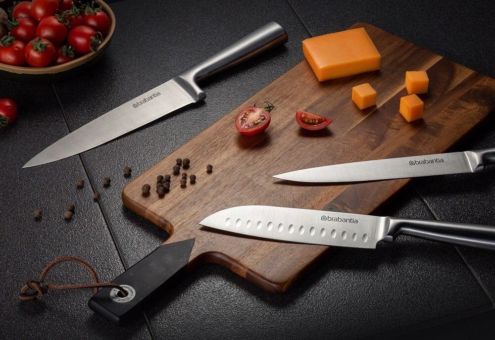 Нож сантоку Brabantia Blade, 18cm(2)