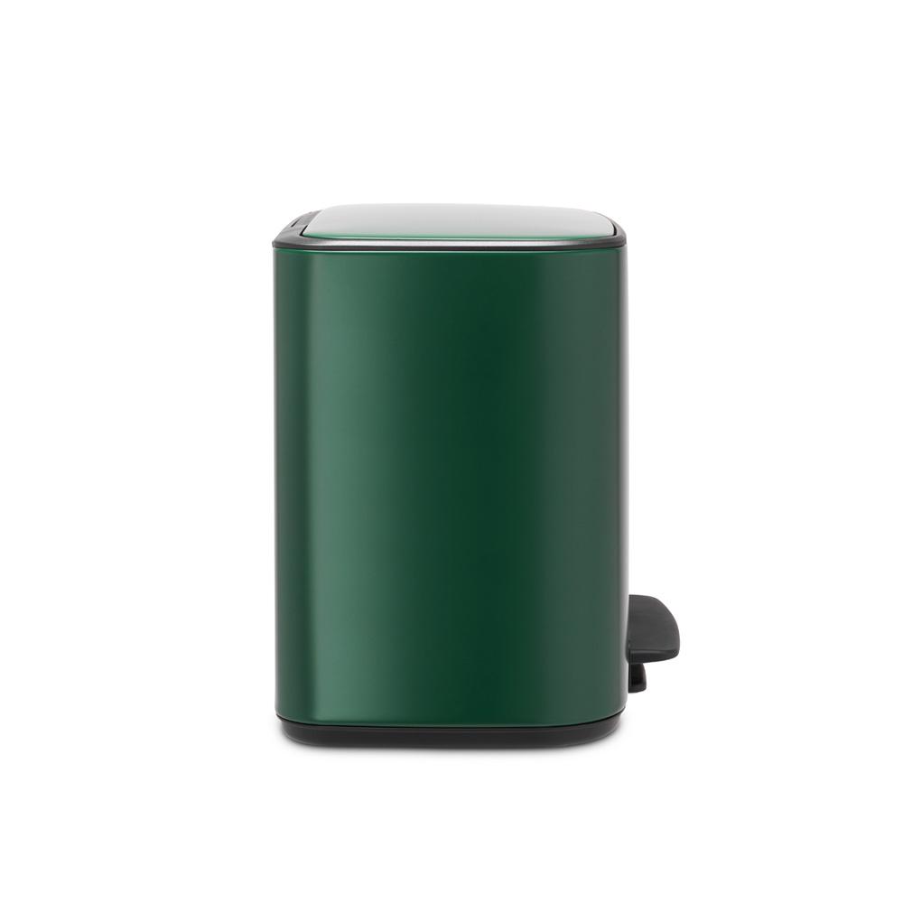 Кош за смет Brabantia Bo Pedal 3x11L, Pine Green(3)