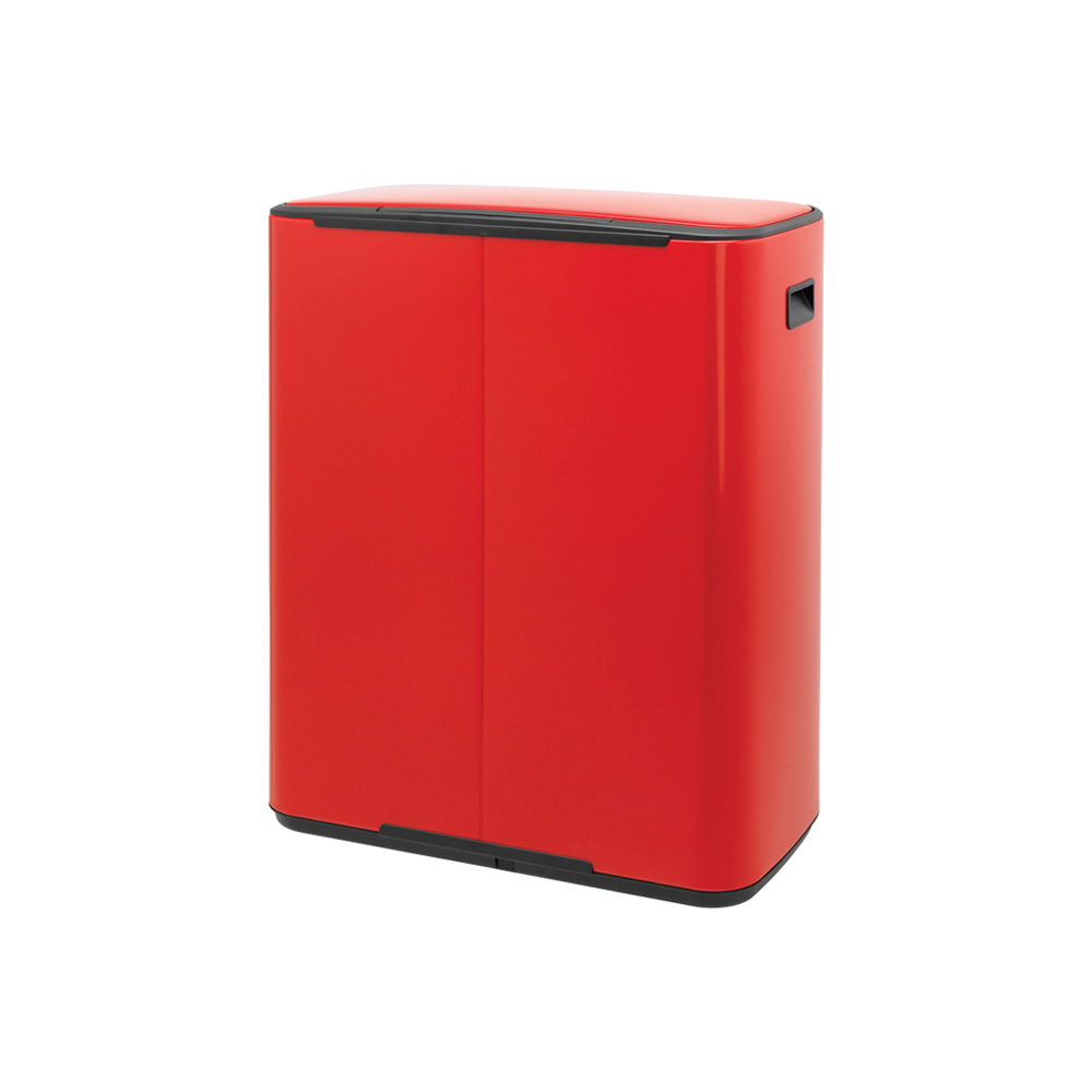 Кош за смет Brabantia Bo Pedal 60L, Passion Red(3)