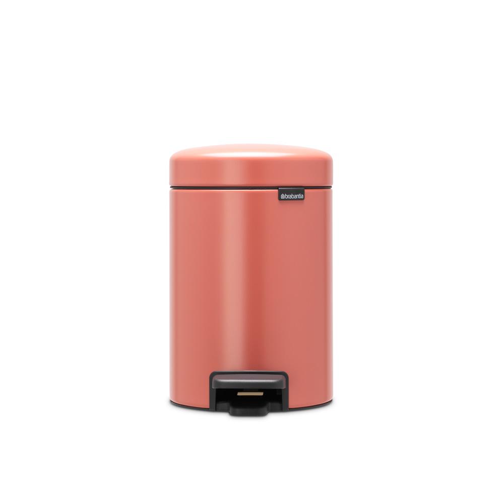 Кош за смет с педал Brabantia NewIcon 3L, Terracotta Pink