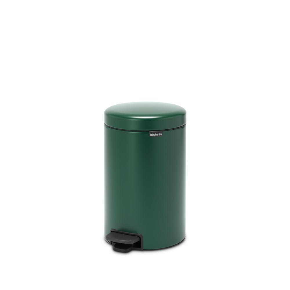 Кош за смет с педал Brabantia NewIcon 12L, Pine Green(6)