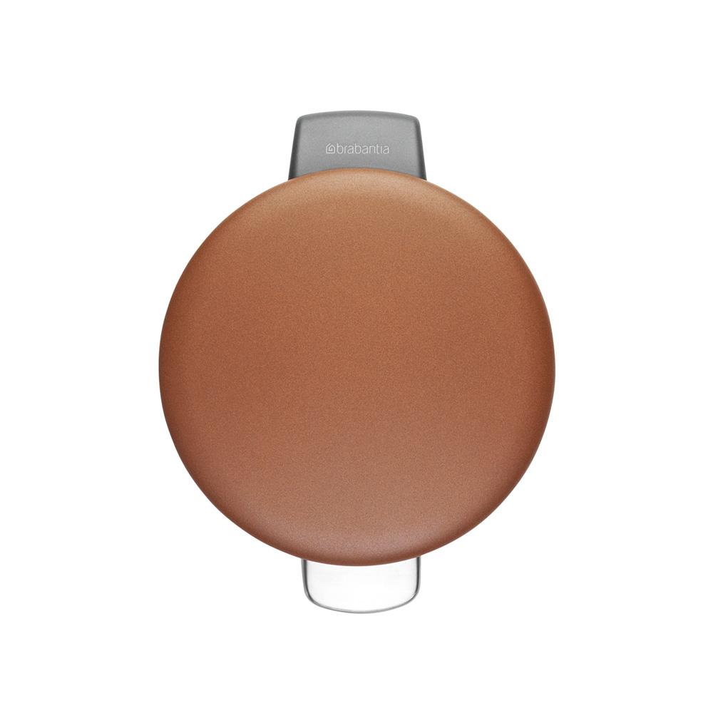 Кош за смет с педал Brabantia NewIcon 12L, Mineral Cinnamon(2)