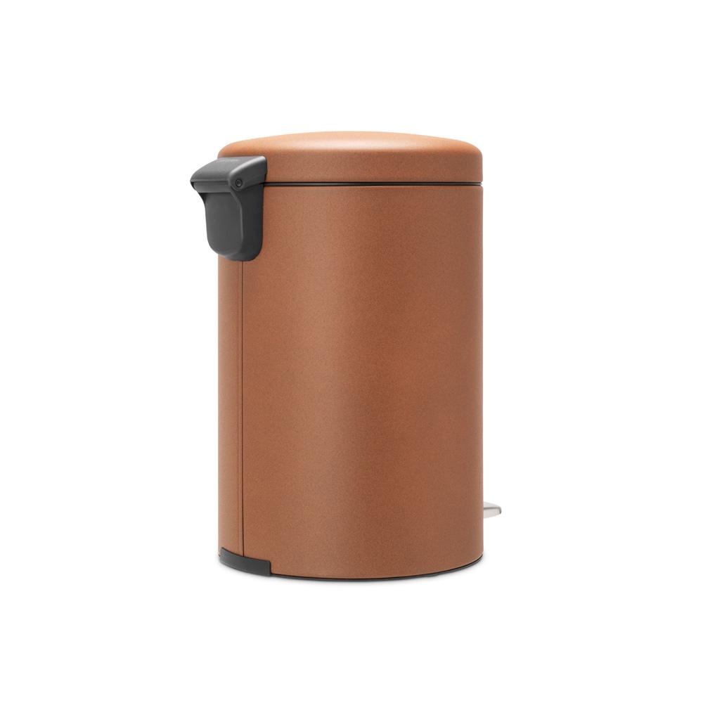 Кош за смет с педал Brabantia NewIcon 20L, Mineral Cinnamon(4)