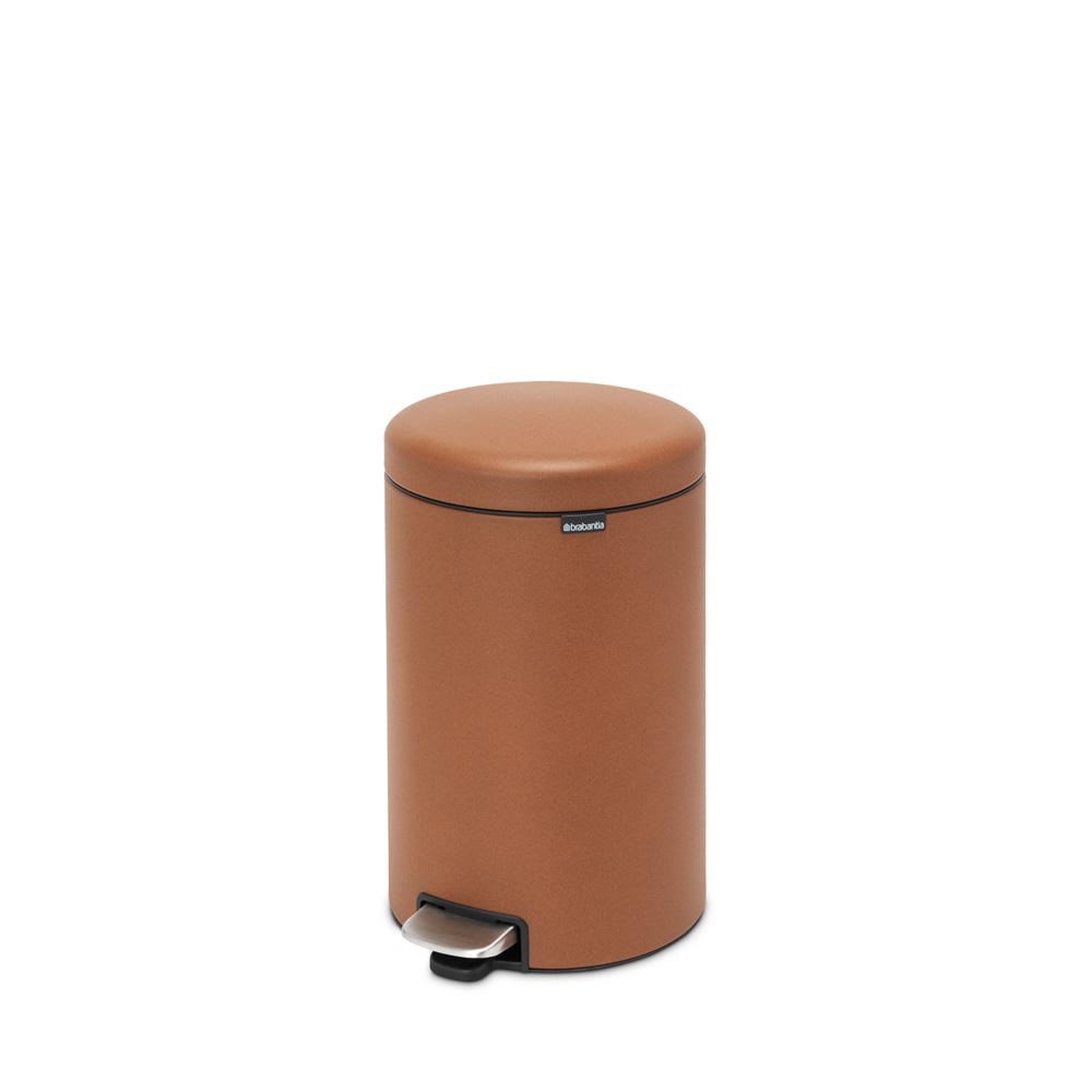 Кош за смет с педал Brabantia NewIcon 20L, Mineral Cinnamon(6)