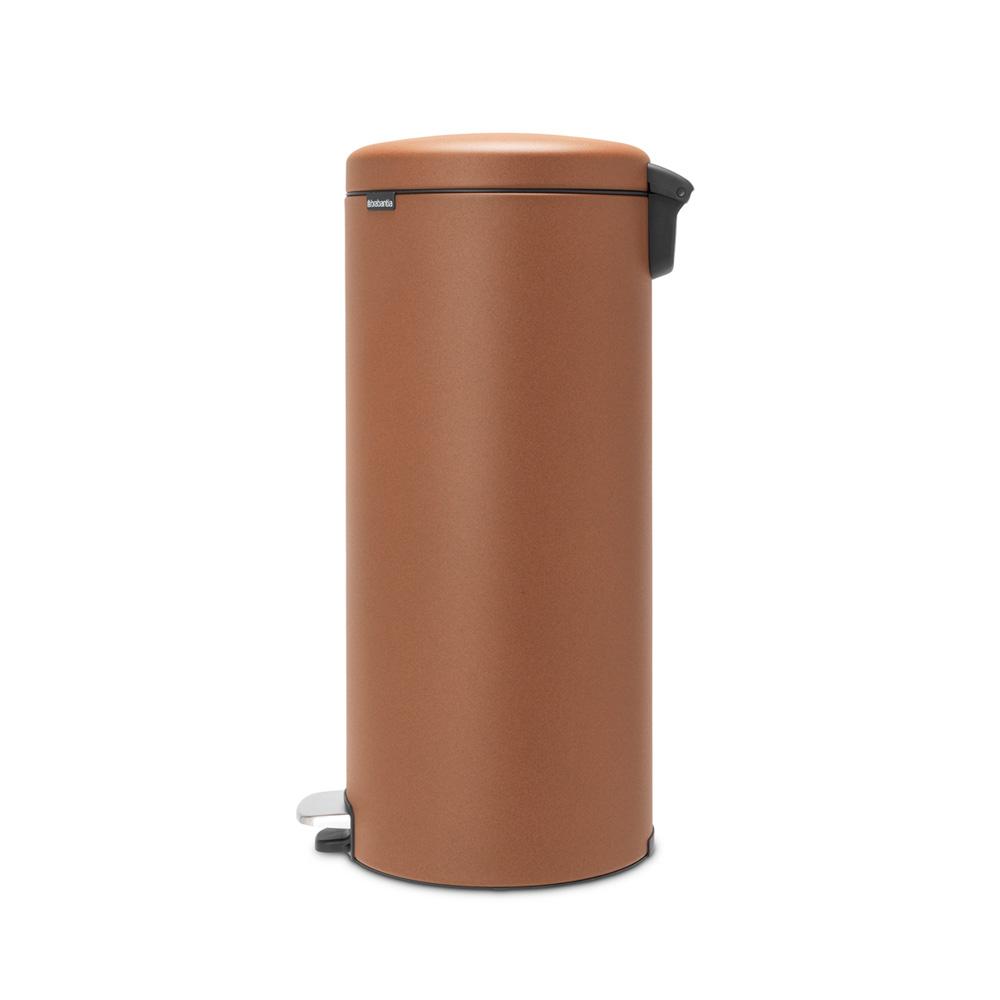 Кош за смет с педал Brabantia NewIcon 30L, Mineral Cinnamon(3)