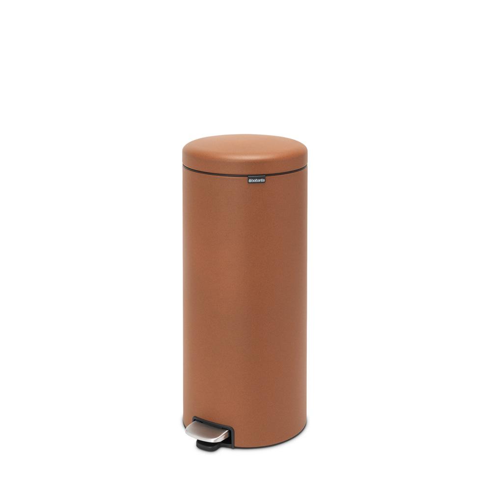 Кош за смет с педал Brabantia NewIcon 30L, Mineral Cinnamon(6)