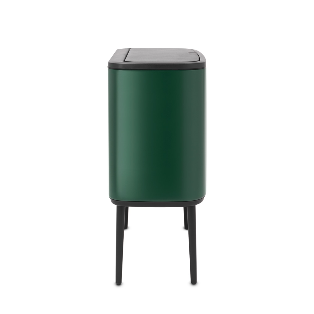 Кош за смет Brabantia Bo Touch 3x11L, Pine Green(2)