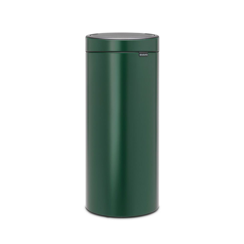 Кош за смет Brabantia Touch Bin New 30L, Pine Green