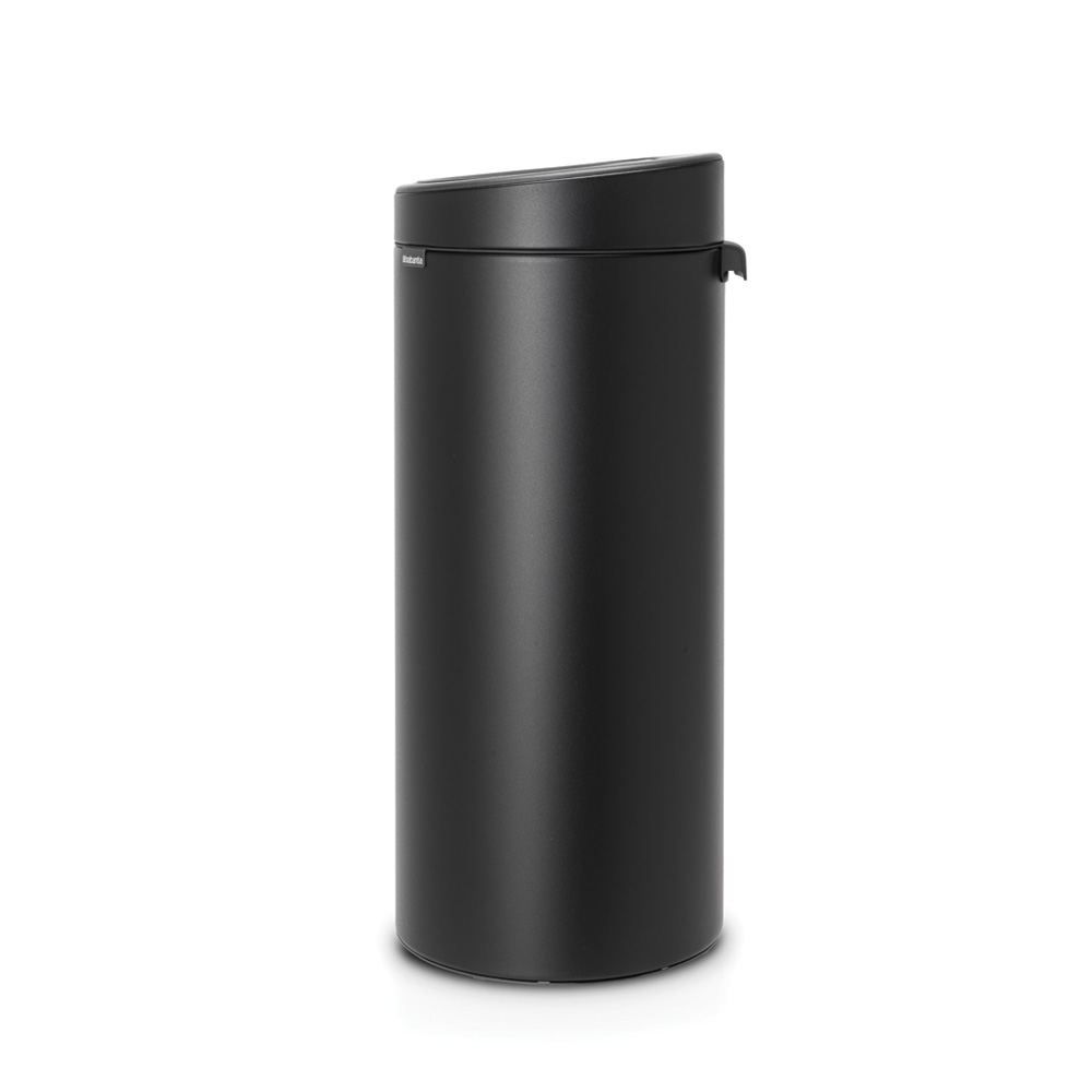 Кош за смет Brabantia Touch Bin New 30L, Mineral Moonlight Black(1)