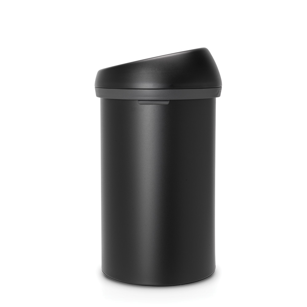 Кош за смет Brabantia Touch Bin 60L, Mineral Moonlight Black(1)