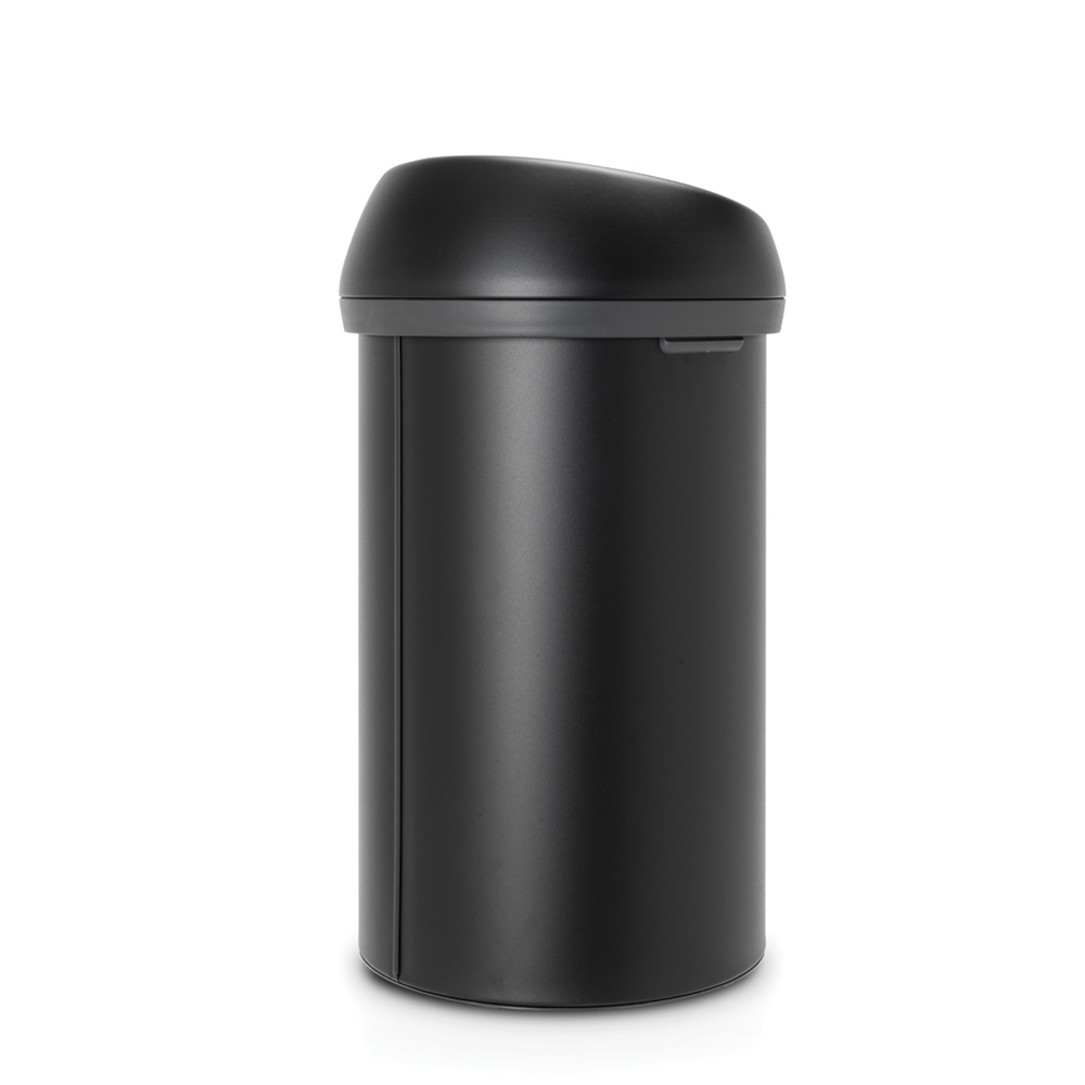 Кош за смет Brabantia Touch Bin 60L, Mineral Moonlight Black(2)