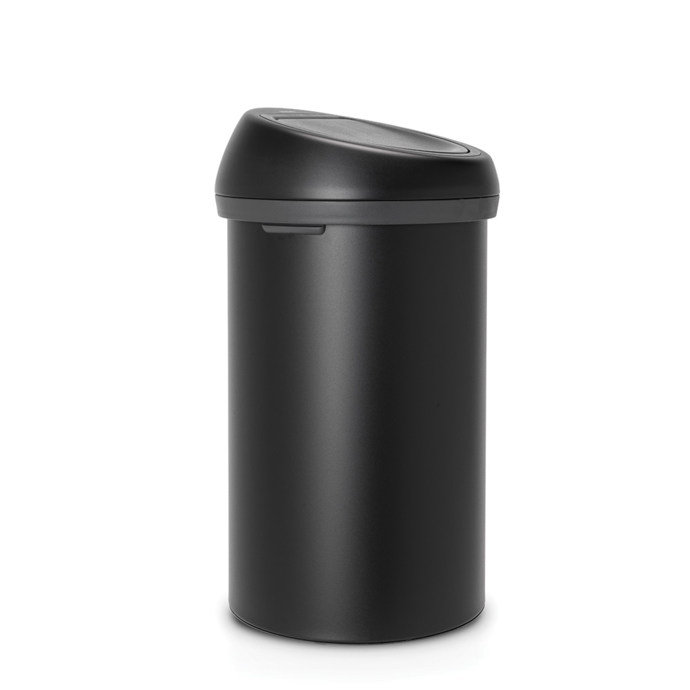 Кош за смет Brabantia Touch Bin 60L, Mineral Moonlight Black(3)