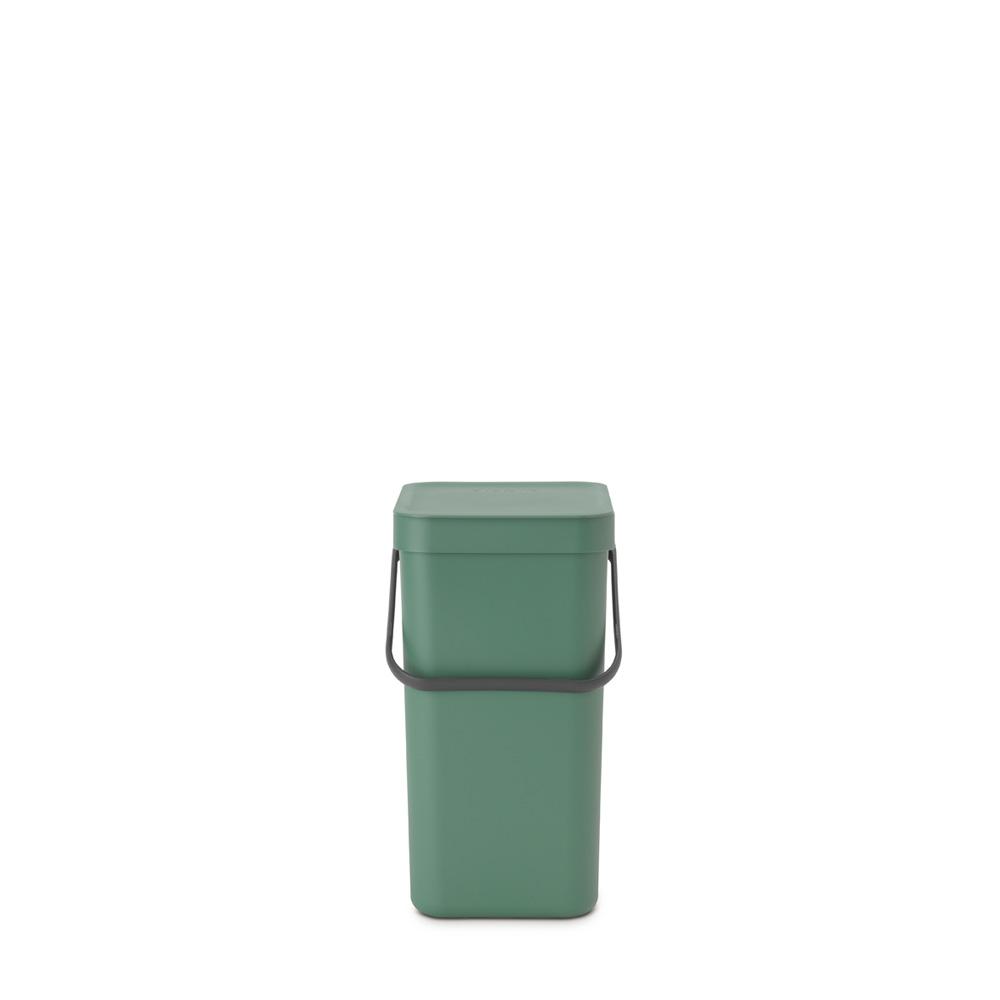 Кош за смет за разделно събиране Brabantia Sort&Go 12L, Fir Green(4)