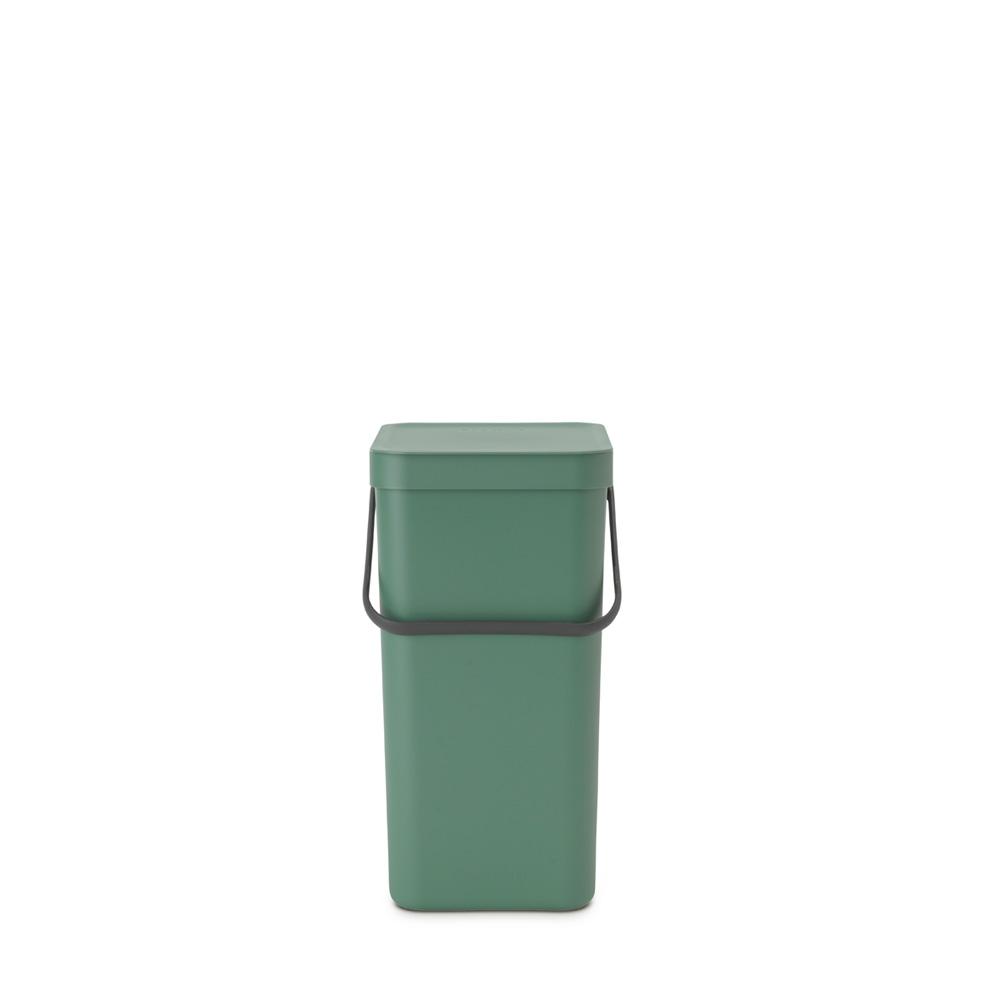 Кош за смет за разделно събиране Brabantia Sort&Go 16L, Fir Green(5)