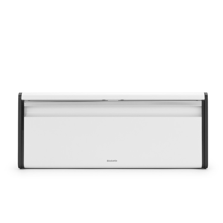 Кутия за хляб Brabantia Fall Front White