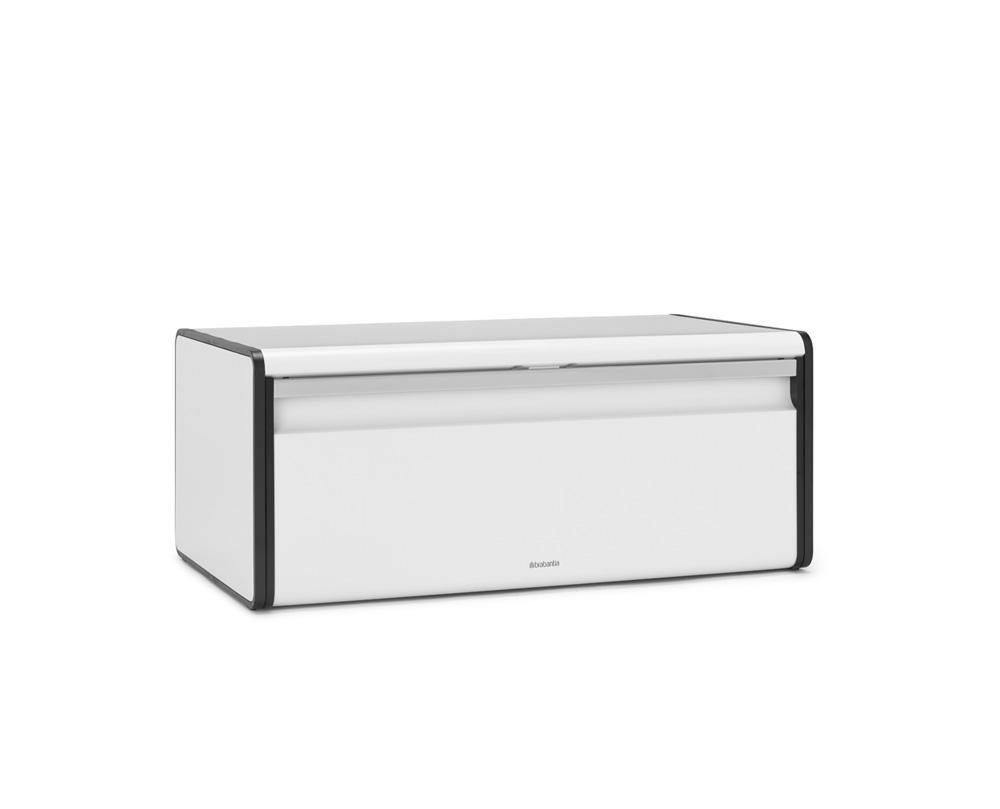 Кутия за хляб Brabantia Fall Front White(4)