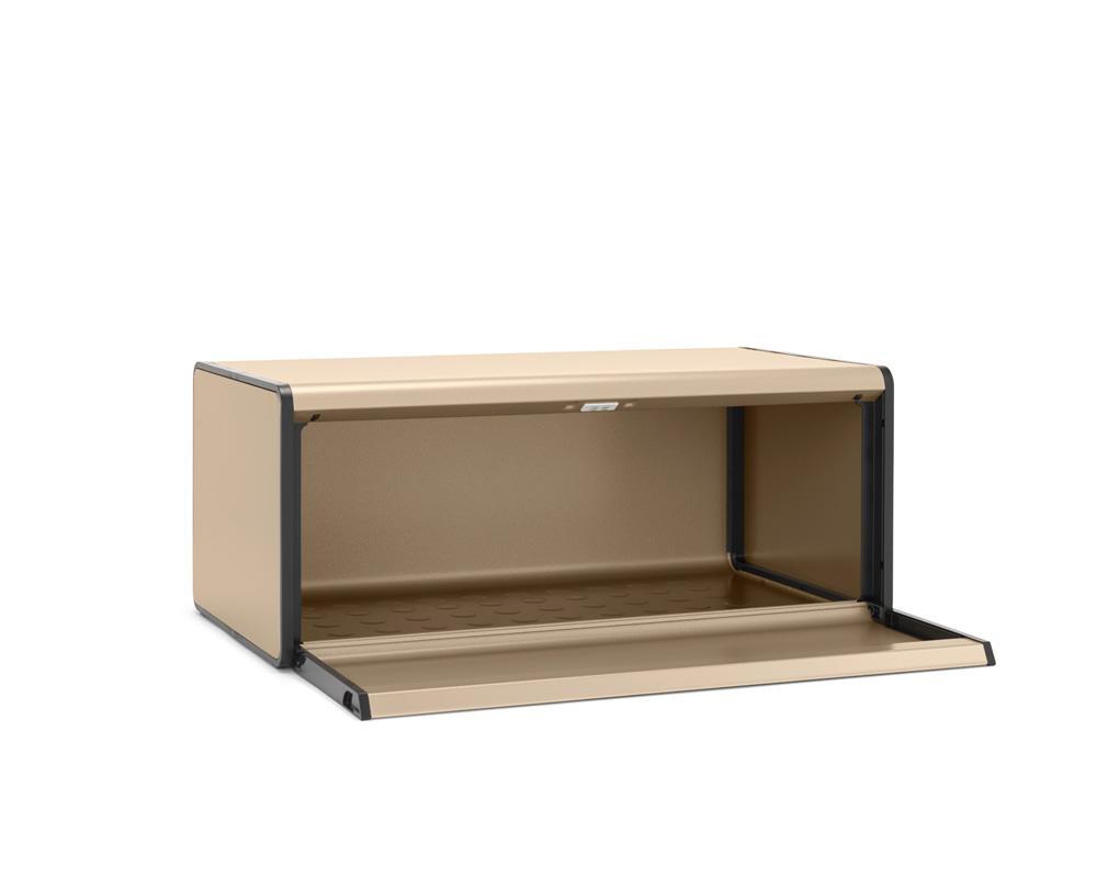 Кутия за хляб Brabantia Fall Front Champagne(3)