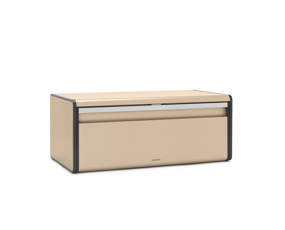 Кутия за хляб Brabantia Fall Front Champagne(4)