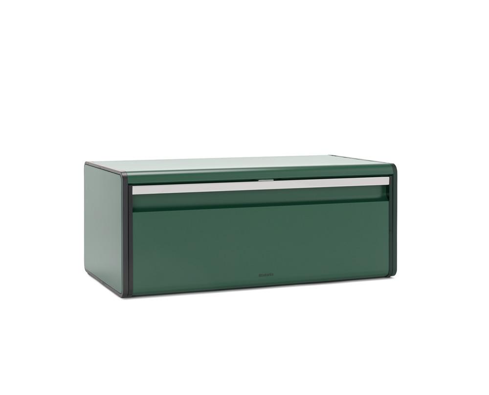 Кутия за хляб Brabantia Fall Front Pine Green(4)