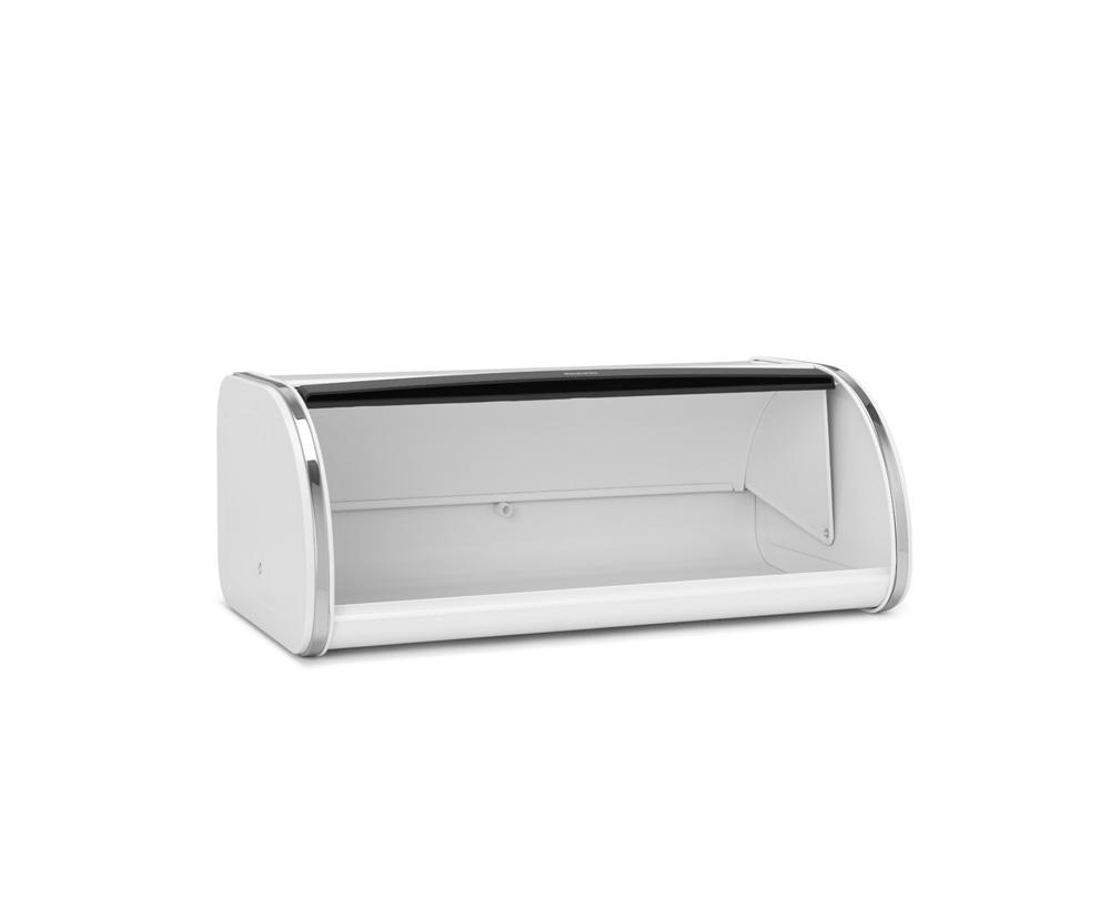 Кутия за хляб Brabantia Roll Top White(2)