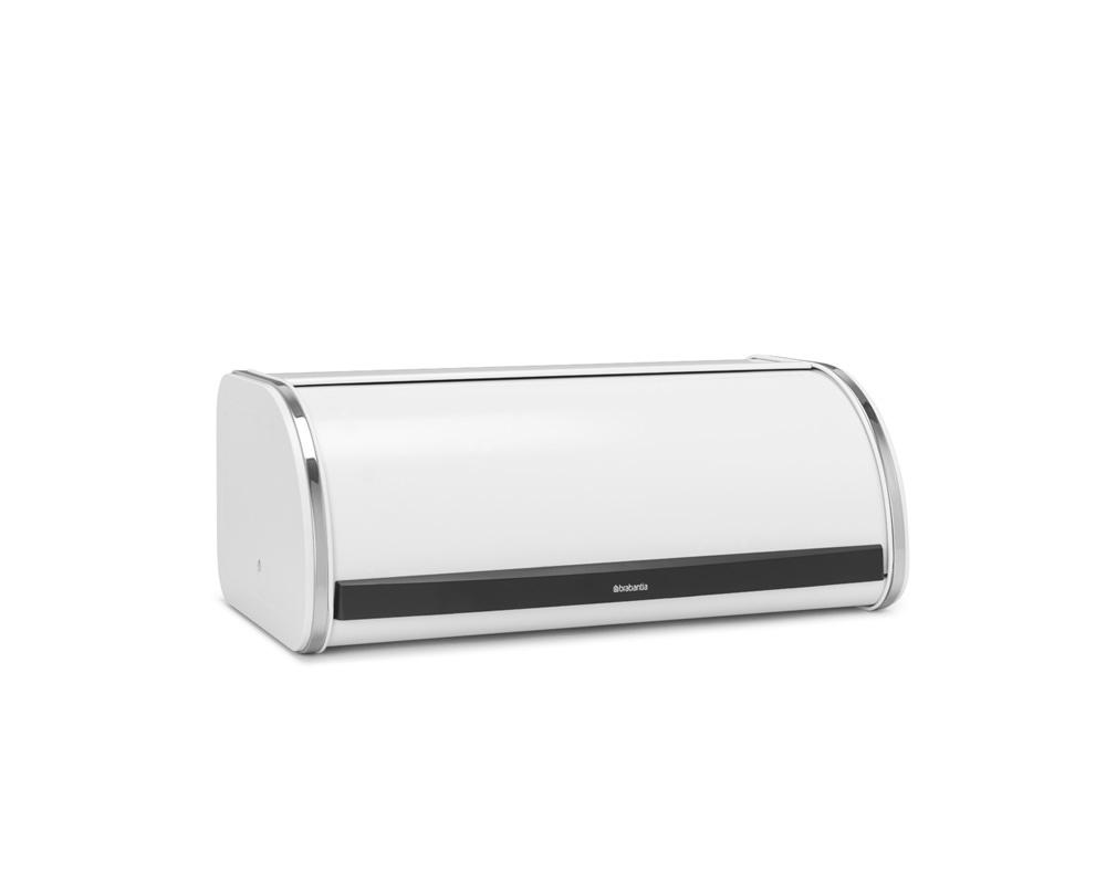Кутия за хляб Brabantia Roll Top White(3)